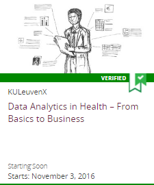 Data Analytics in Health – From Basics to Business
