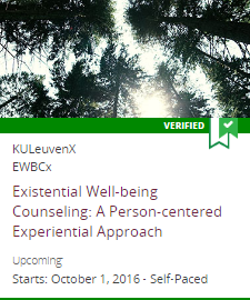 Existential Well-being Counseling: A Person-centered Experiential Approach