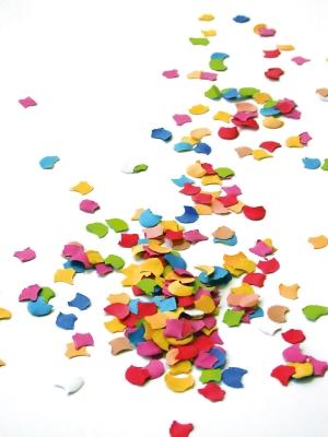 Afbeeldingsresultaat voor confetti op de grond tekening