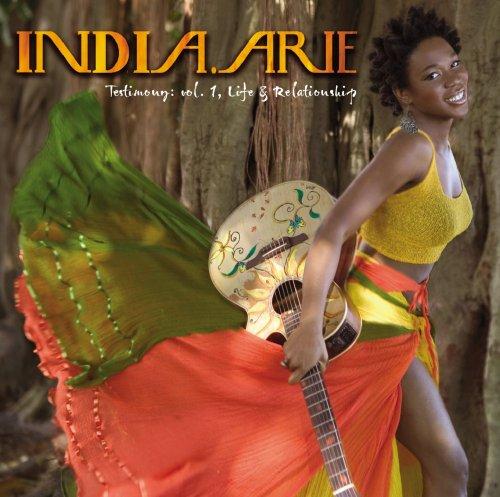 India Arie - Just For Today - Godsdienst-didactische jukebox