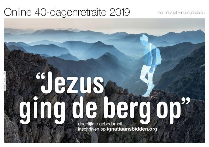 Citaten Jezus : Jezus ging de berg op u2013 digitale 40 dagenretraite 2019 thomas