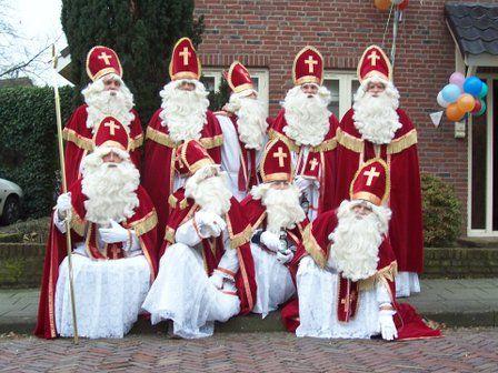 Sinterklaas In Levensbeschouwelijk Perspectief Update 2009 Thomas Godsdienstonderwijs Be