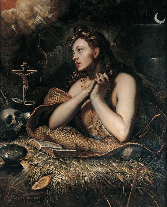 Mädchen Magdala
