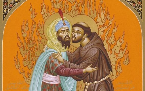 Franciscus En De Sultan 800 Jaar Ontmoeting Thomas